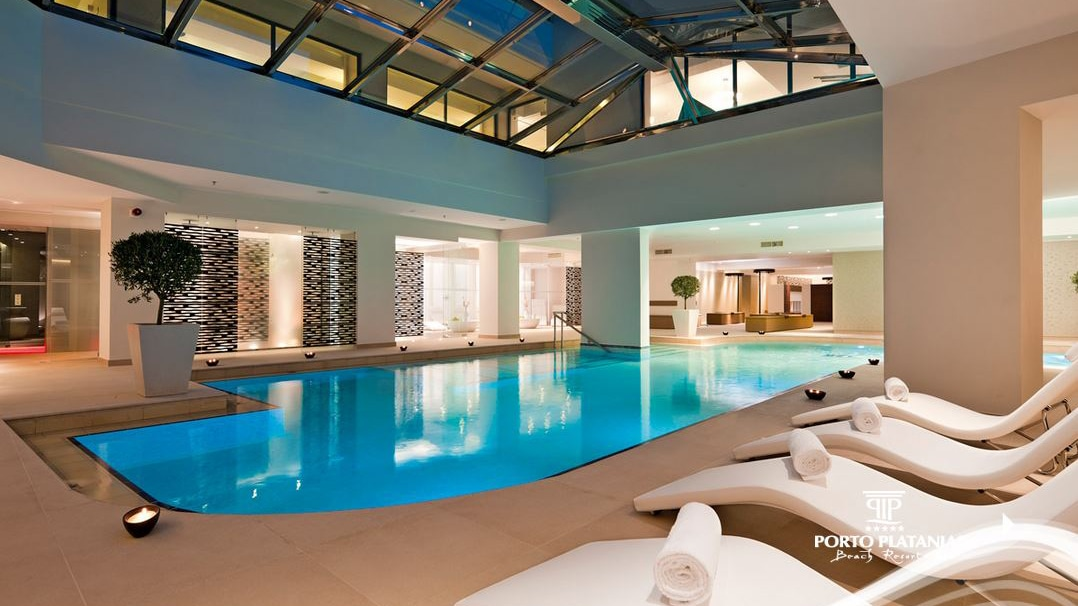 5 Star hotel spa – Porto Platanias