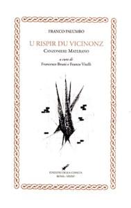 "La copertina del volume ""U rispir du Vicinonz"" di Franco Palumbo"