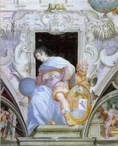 La fortuna del tema colombiano nella cultura genovese: il navigatore ritratto da Lazzaro Tavarone (1556-1640) in un ciclo di affreschi celebrativi a Palazzo De Ferrari – Chiavari, oggi Belimbau