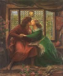 Dante Gabriel Rossetti, Paolo e Francesca