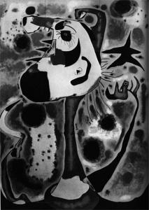 Joan Mirò, El Segador, 1937