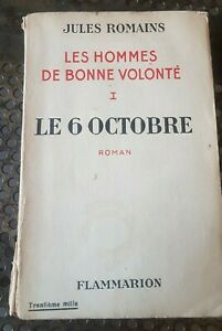 romains le 6 octobre