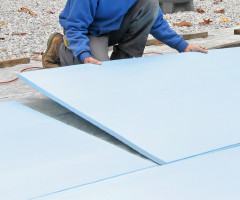 Foam Board Insulation Ireland
