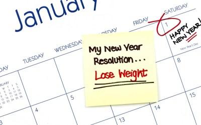 Bonnes résolutions et perte de poids (2/2)
