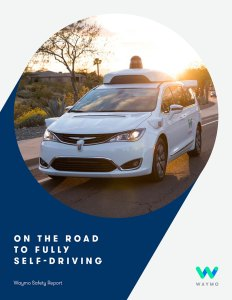 Waymo Safety Report