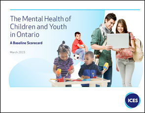 Mental Health in Children and Youth in Ontario (Cover)