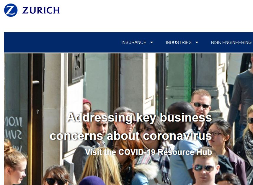 Zurich Business Insurance Login