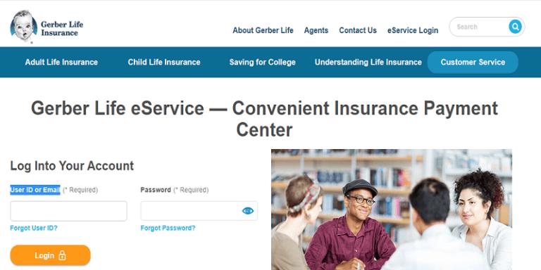 Gerber Life Insurance Provider Portal | Customer Login Portal