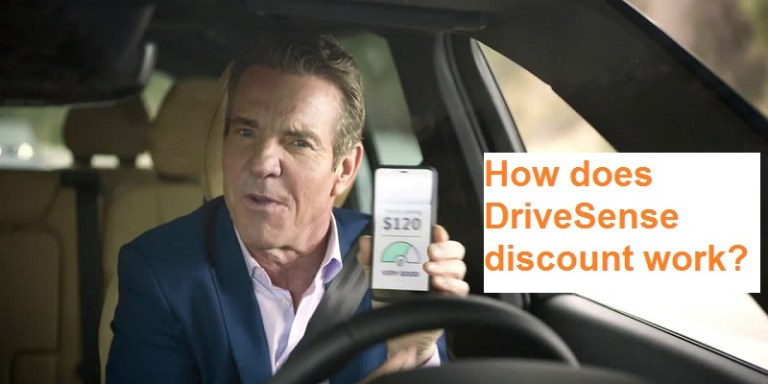 What Is Drivesense Discount On Esurance?