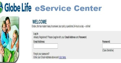 Globeontheweb eService Center