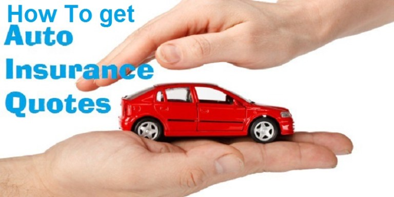 How To Get Car Insurance Quotes