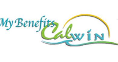 CalWIN Benefits Login