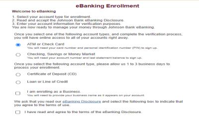 Johnson Financial Group | Log In or Enroll – Johnson Bank Login