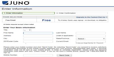 Juno Mobile Webmail | Log In or Sign Up – Juno Webmail Login