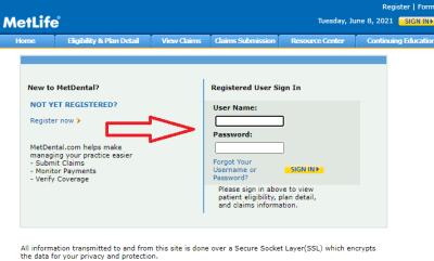 Metdental Provider Login: How To Login, Pay Bills Online