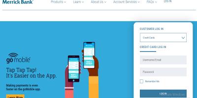 Merrick Credit Card Login: How To Login, Pay Bills Online
