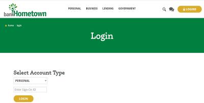 HomeTown Bank | Sign In Or Enroll Now- Hometown Bank Login