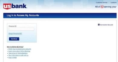 Usbank com Login