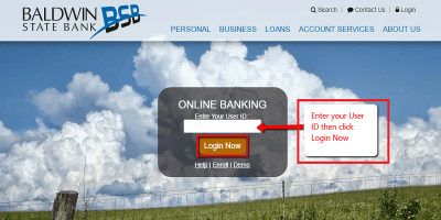 Baldwin State Bank Login | Enrollment – Customer Service