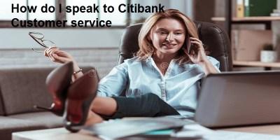 Citibank Customer Service | How To Contact Citibank