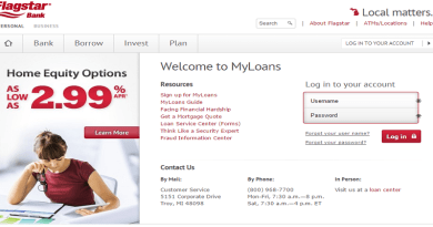 Flagstar Mortgage Login Procedure