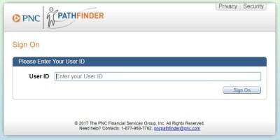 PNC Pathfinder Login | Pathfinder Bank Online Banking Login