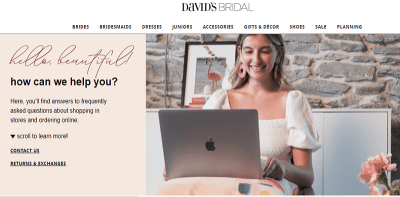 David's Bridal Credit Card Login | David's Bridal Pay Bill