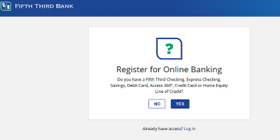 Fifth Third Bank Signup | How To Register On Fifth Third Bank
