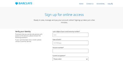 Barclaycard Credit Card Login – Make a Payment