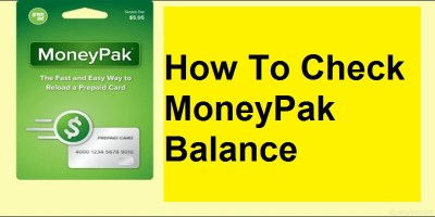 How To Check MoneyPak Balance | Moneypak Login