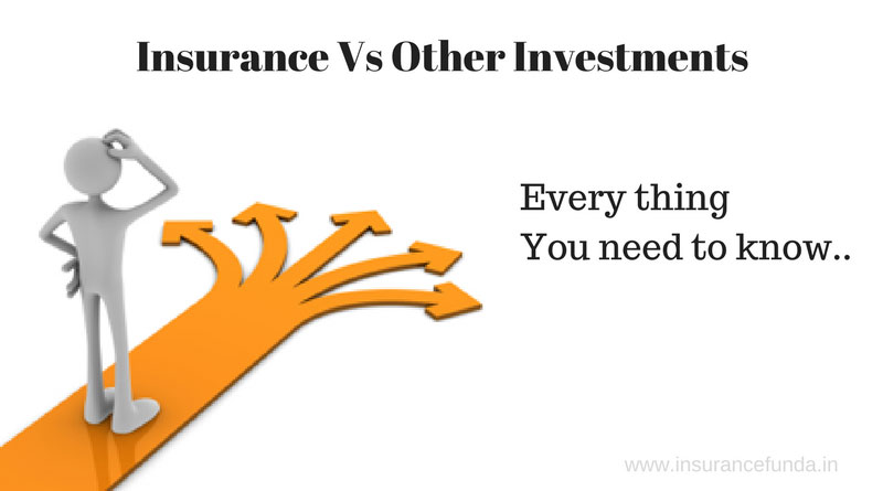 Insurance vs other investments everything you need to know.