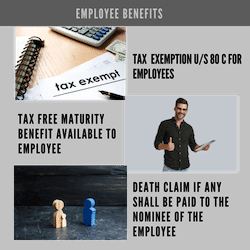 Employee benefits - employer Employee insurance scheme