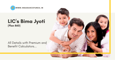 LIC Bima Jyoti plan 860 all details