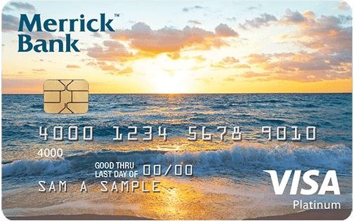 Activate Your Merrick Bank Card Online