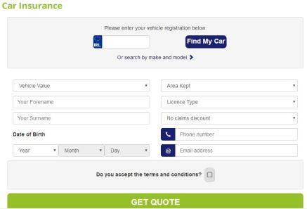 Campion Auto Insurance Quote