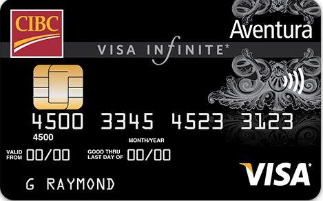 CIBC Canada Credit Card