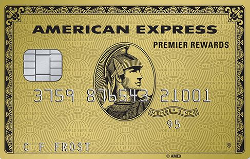 American Express Credit Card Referral Program