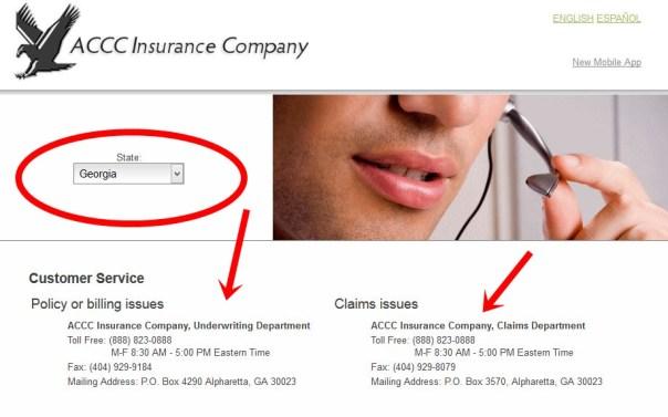 ACCC Insurance Login Guide