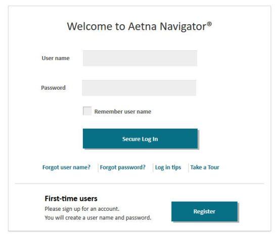 Aetna Life Insurance Login
