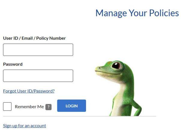 Geico Insurance Zip Code