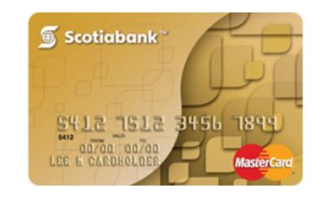 Activate ScotiaBank Credit Card