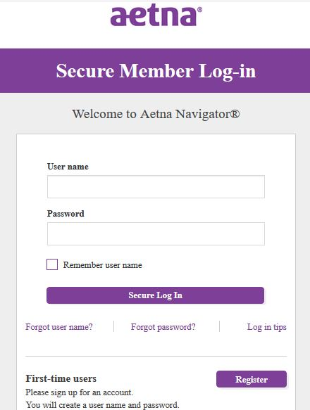 Aetna Dental Insurance Login