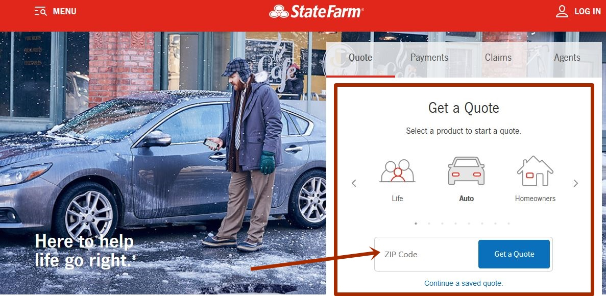 State Farm Quote Car Magnificent State Farm Car Insurance Quote Wwwstatefarminsuranceauto
