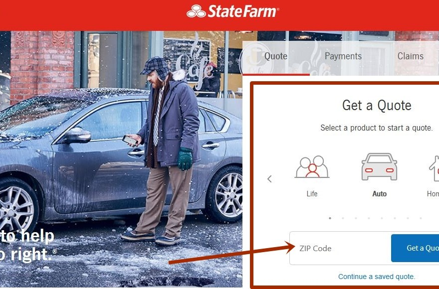 State Farm Auto Insurance Quote Archives Insurance Gist Magnificent State Farm Quote Car