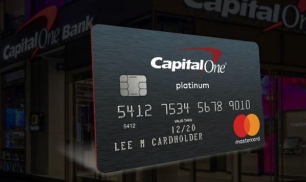 Activate Capital One Platinum Card