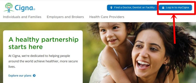Cigna Health Insurance Login