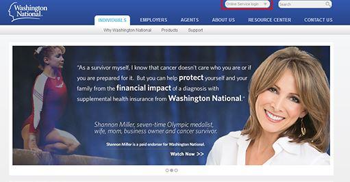 Washington National Insurance Login
