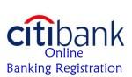 Citibank Online Banking Registration – www.citibankonline.com