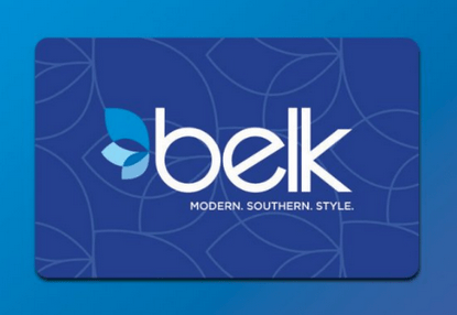 Belk Credit Card Payment