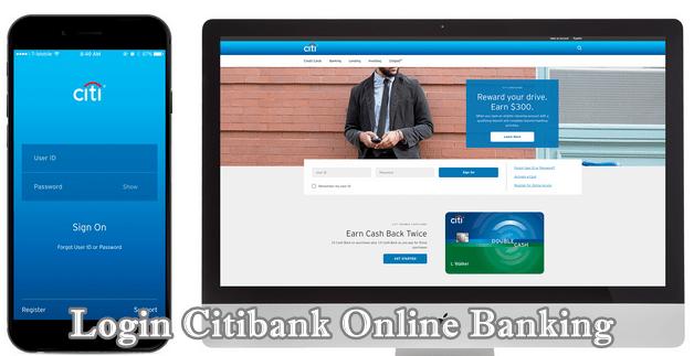 Login Citibank Online Banking